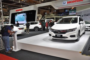 Malaysia Autoshow 2018 Honda