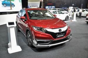 Malaysia Autoshow 2018 Honda HR-V