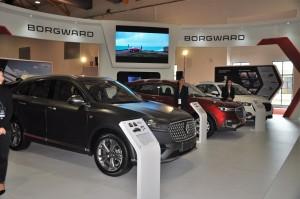 Malaysia Autoshow 2018 Borgward Preview