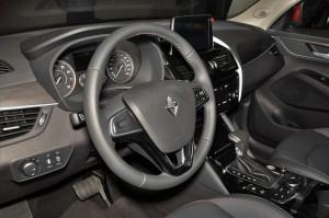Malaysia Autoshow 2018 Borgward BX5 Interior