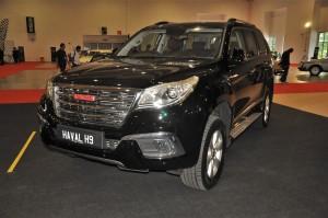 Malaysia Autoshow 2018 Haval H9