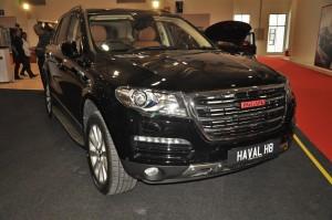 Malaysia Autoshow 2018 Haval H8