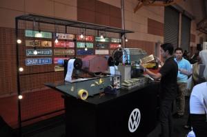 Malaysia Autoshow 2018 VW Pavilion