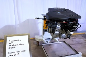 BMW B47 4-cylinder Diesel, Kulim