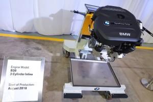 BMW B38 3-cylinder Petrol Engine, Kulim, Malaysia
