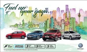 Volkswagen Fuel Your Gaya, Malaysia 2018