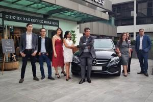 Mercedes-Benz Services Malaysia Team