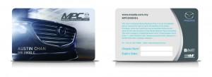 Mazda Privilege Card, MPC Card, Malaysia, Bermaz