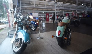 Naza Automall PJ Indian Motorcycle