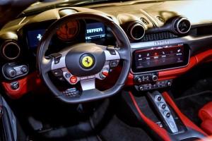 Ferrari Portofino Dashboard, Malaysia
