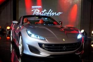 Ferrari Portofino Malaysia, Top Down