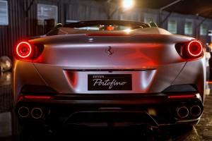 Ferrari Portofino Tail Lights, Malaysia