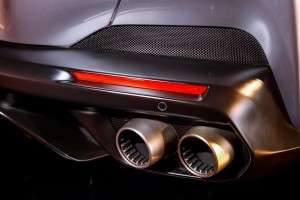 Ferrari Portofino Exhaust Tips, Malaysia