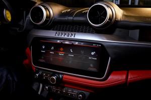Ferrari Portofino Touchscreen Infotainment, Malaysia