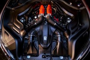 Ferrari Portofino V8 Engine, Malaysia