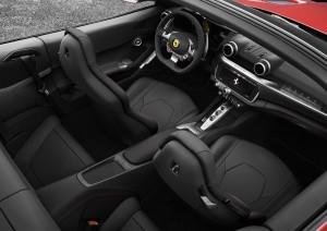 Ferrari Portofino Interior, Malaysia