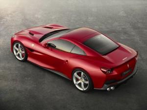 Ferrari Portofino Malaysia, Stock Image