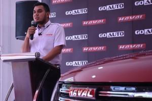 Go Auto Sales, Haval, Dato Azli