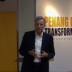 Continental Automotive Components, Dr Hans-Jurgen Braun Visit