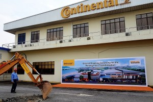 Continental Automotive Components Malaysia, Ground Breaking, Penang Plant Transformation 2018