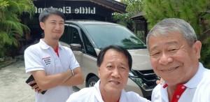L-R: Sim, LEEPS and YS Khong