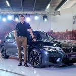 BMW M5 Launch, Harald Hoelzl, Managing Director and CEO of BMW Group Malaysia