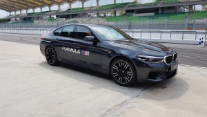 The new M5 is literally a Wolf in Sheep's clothing