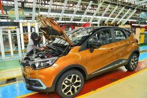 New Renault Captur Facelift, Local Assembly at Tan Chong Motor Assemblies - Malaysia 2018
