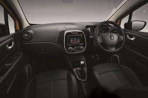 New Renault Captur Facelift, Interior - Malaysia 2018