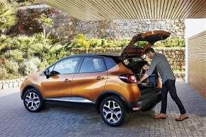 New Renault Captur Facelift, Boot - Malaysia 2018