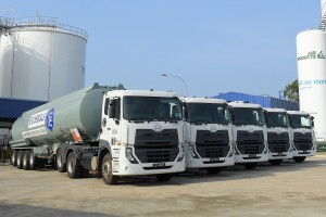 UD Trucks, Heavy-Duty Quester, UPC Chemicals Malaysia, TCIE