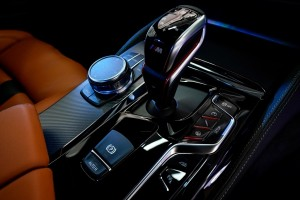 BMW M5 Centre Console, Malaysia Launch 2018