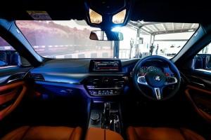 BMW M5, Dashboard, Malaysia Launch 2018