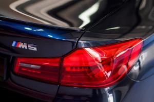 BMW M5 Tail Lamp, Malaysia 2018