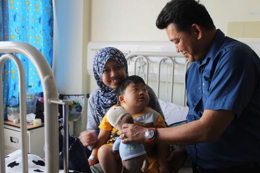 Perodua Brings Joy To Hospital In Sabah And Children's Home In Penang
