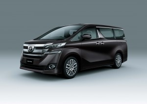 Toyota Vellfire 01 - Malaysia