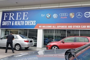 Wearnes Autohaus Service, 4S Centre, Free Car Health Check, Kuala Lumpur