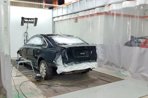 Wearnes Autohaus Service, 4S Centre, Body & Paint Shop, Malaysia