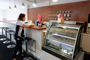 Wearnes Autohaus Service, 4S Centre, Customer Lounge Cafe, Kuala Lumpur