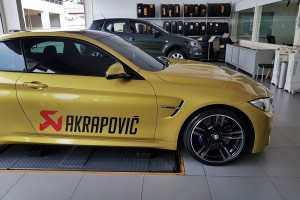 Wearnes Autohaus Service, 4S Centre, Wheels, Continental Tires, Malaysia, Akrapovic