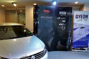 Wearnes Autohaus Service, Gyeon Quartz Ceramic Coating, Kuala Lumpur