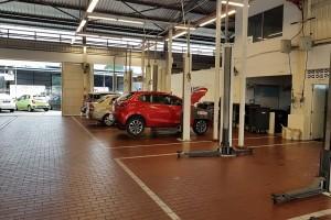 Wearnes Autohaus Service, 4S Centre, Service Bays, Kuala Lumpur