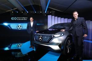 Mercedes-Benz Malaysia, EQ Concept, Claus Weidner, Mark Raine