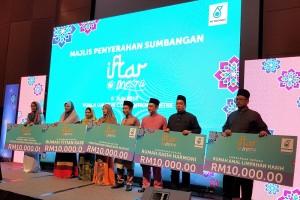 Petronas Dagangan Berhad, Iftar@Mesra, Charity 2018