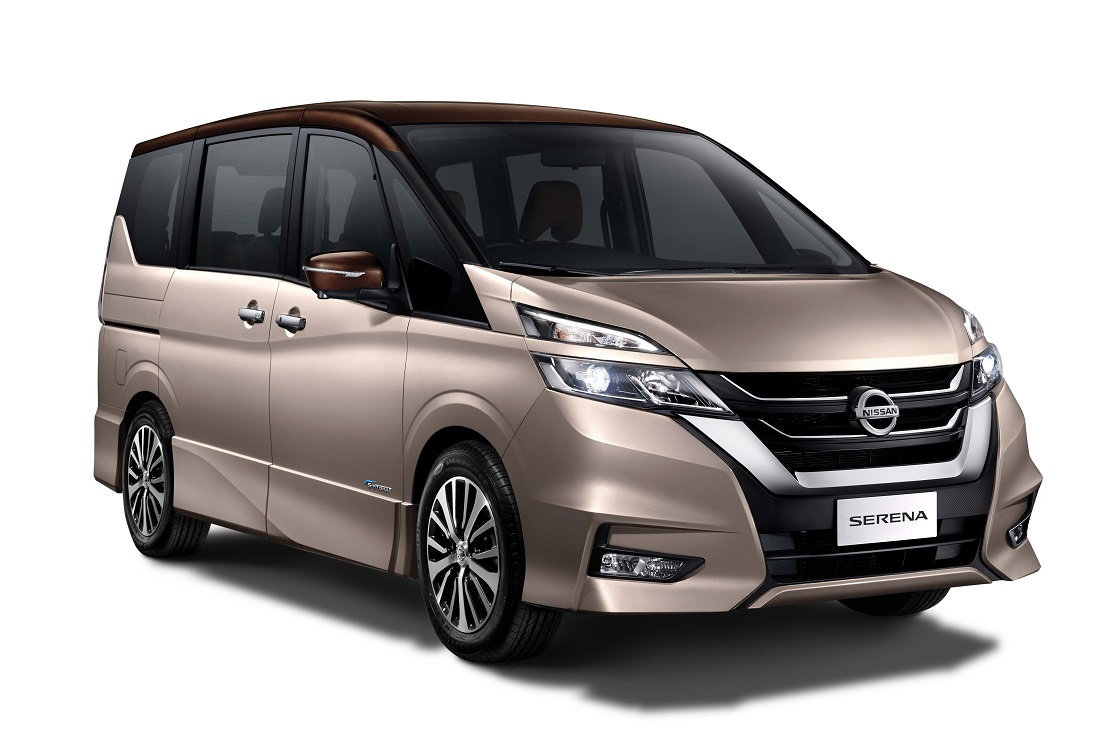2 500 Bookings Received For New Nissan Serena S Hybrid