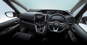 Nissan Serena S-Hybrid_Interior - Malaysia