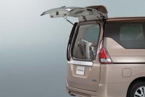 Nissan Serena S-Hybrid_ Dual Back Door_Upper - Malaysia