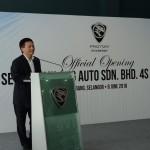 Presentation by Dr Li Chunrong, CEO