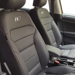 Volkswagen Golf R-Line Vienna leather seats - Malaysia
