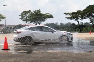 MazdaSports Academy Advance Driving (12) - Mazda3, Mazda Malaysia, Bermaz